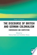 The Discourse of British and German Colonialism