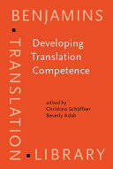 Developing Translation Competence
