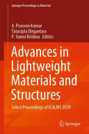 Advances in Lightweight Materials and Structures