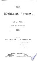 The Homiletic Review Book PDF