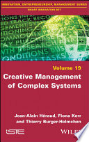 Creative Management Of Complex Systems Book PDF