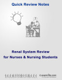 Quick Physiology Review: Renal System for Nursing Students