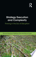 Strategy Execution and Complexity