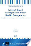 Internet-based Intelligence in Public Health Emergencies