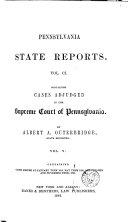 Pdf Pennsylvania State Reports