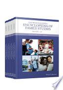 The Wiley Blackwell Encyclopedia of Family Studies, 4 Volume Set  , Volume 1