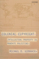 Colonial Copyright