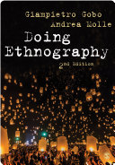 Doing Ethnography [Pdf/ePub] eBook