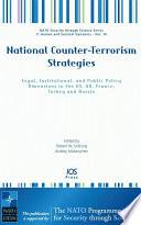 National Counter Terrorism Strategies