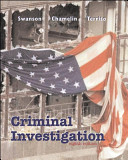 Criminal Investigation: With Making the Grade