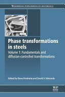 Phase Transformations In Steels Book PDF