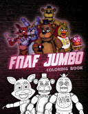 Fnaf Coloring Book Book