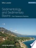 Sedimentology and Sedimentary Basins Book