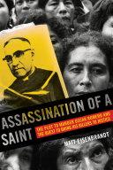 Assassination of a Saint Pdf/ePub eBook