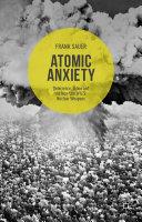 Atomic Anxiety Pdf/ePub eBook