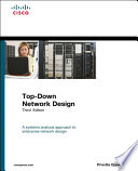 Top Down Network Design Book