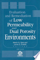 Evaluation And Remediation Of Low Permeability And Dual Porosity Environments Book PDF