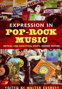 Expression in Pop-rock Music