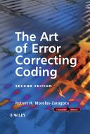 The Art of Error Correcting Coding Book