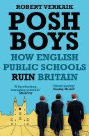 Posh Boys Book