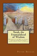 Torah  the Fountainhead of Wisdom Book