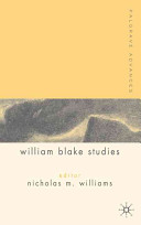 Palgrave Advances in William Blake Studies
