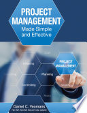 Project Management Made Simple and Effective Book