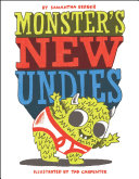 Monster's New Undies Samantha Berger Cover