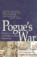 Pogue's War
