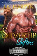 Silvertip Shifters Books 1-4 (Bear Shifter Romance Series Box Set) Pdf/ePub eBook