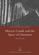 Pdf Maryse Conde and the Space of Literature Telecharger