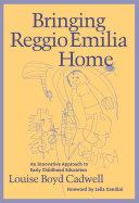 Bringing Reggio Emilia Home