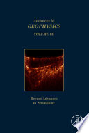 Advances in Geophysics