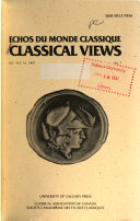 Classical Views Book