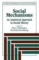 Social Mechanisms