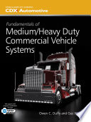 Fundamentals of Medium Heavy Duty Commercial Vehicle Systems Book