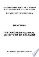 Memorias: Cultura politica, movimientos sociales y violencia en la historia de Colombia