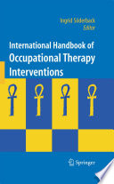 International Handbook Of Occupational Therapy Interventions Book PDF
