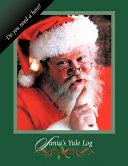Santa s Yule Log