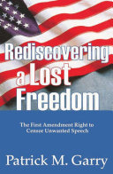 Rediscovering a Lost Freedom