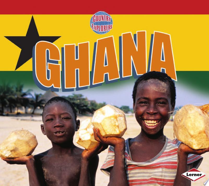 Ghana banner backdrop
