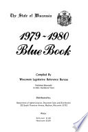 The State of Wisconsin Blue Book Book