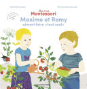 Pdf Ma journée Montessori - Romy aime faire toute seule Telecharger