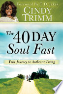 The 40 Day Soul Fast Book