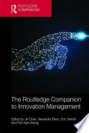 The Routledge Companion to Innovation Management Book