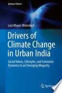 Drivers of Climate Change in Urban India