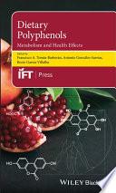 Dietary Polyphenols