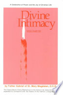 Divine Intimacy, Vol 3 Book