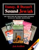 Funny It Doesn T Sound Jewish Book PDF