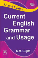 CURRENT ENGLISH GRAMMAR AND USAGE  SCOND EDITION